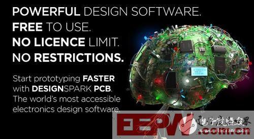 盘点电子工程师10大必备免费DIY工具(五):DesignSpark PCB、gplEDA