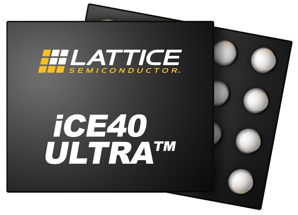 """莱迪思最新推出iCE40 Ultra产品系列加速移动设备的""""杀手级""""功能定制"""