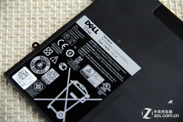 碳纤合金完美结合 精致做工XPS 13拆解