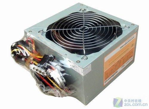 一线品牌用料 迅扬400P4节能王电源拆解