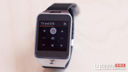 Samsung's WatchOn remote control app is a little too barebones for my taste