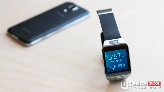 You'll still need a Samsung Galaxy phone, running Android 4.3 or higher, to pair with the ...