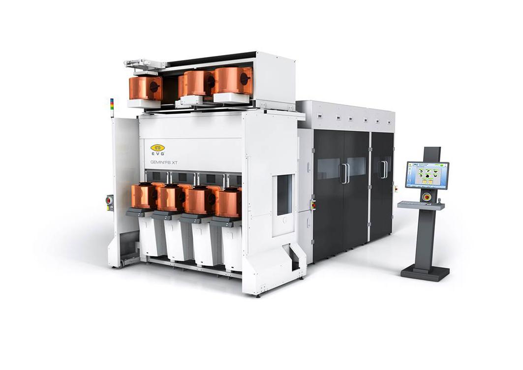 EVG集团在融化晶圆键合领域取得重大突破,一举扫清制造3D-IC硅片通道大容量设备的主要障碍