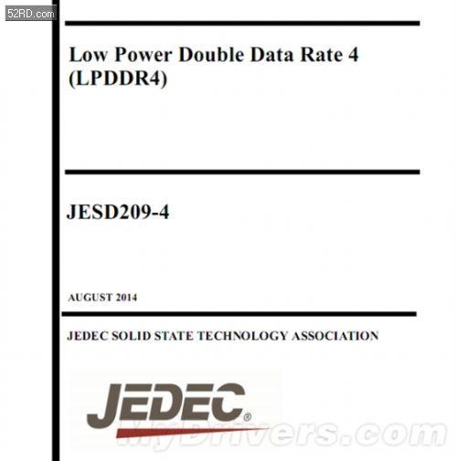 手机内存新革命:LPDDR4标准正式发布