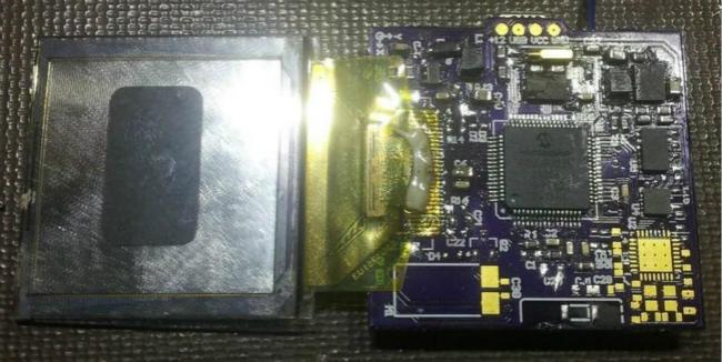 一款开源式OLED手表是如何从无到有的