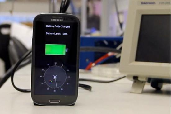 未来电池这样:几秒钟充满电 待机长达数月