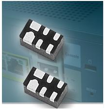 Littelfuse公司宣布推出低电容型瞬态抑制二极管阵列,相比类似硅解决方案可将箝位电压降低50%