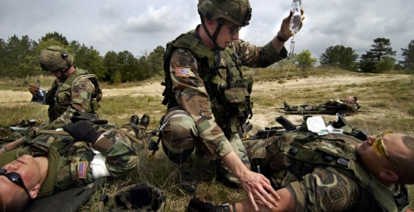 DARPA准备打造自愈战士