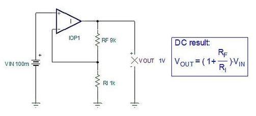 GND不是GND时 单端电路会变成差分电路