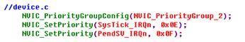 裸奔的双任务系统-嵌入式微系统连载之十一