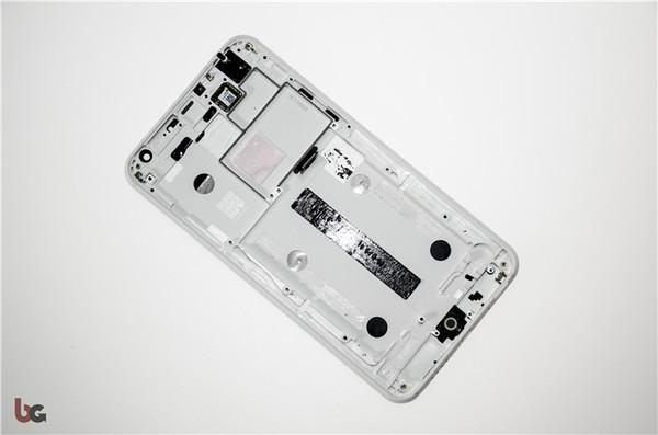 魅族 MX4 白色版拆解