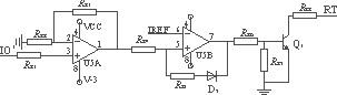 降频控制电路