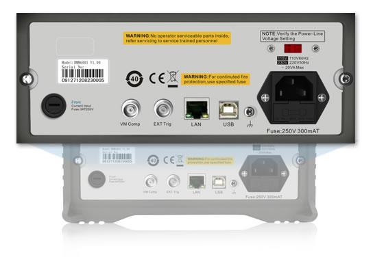 致远电子推DMM6001引领六位半高精度数字万用表新格局