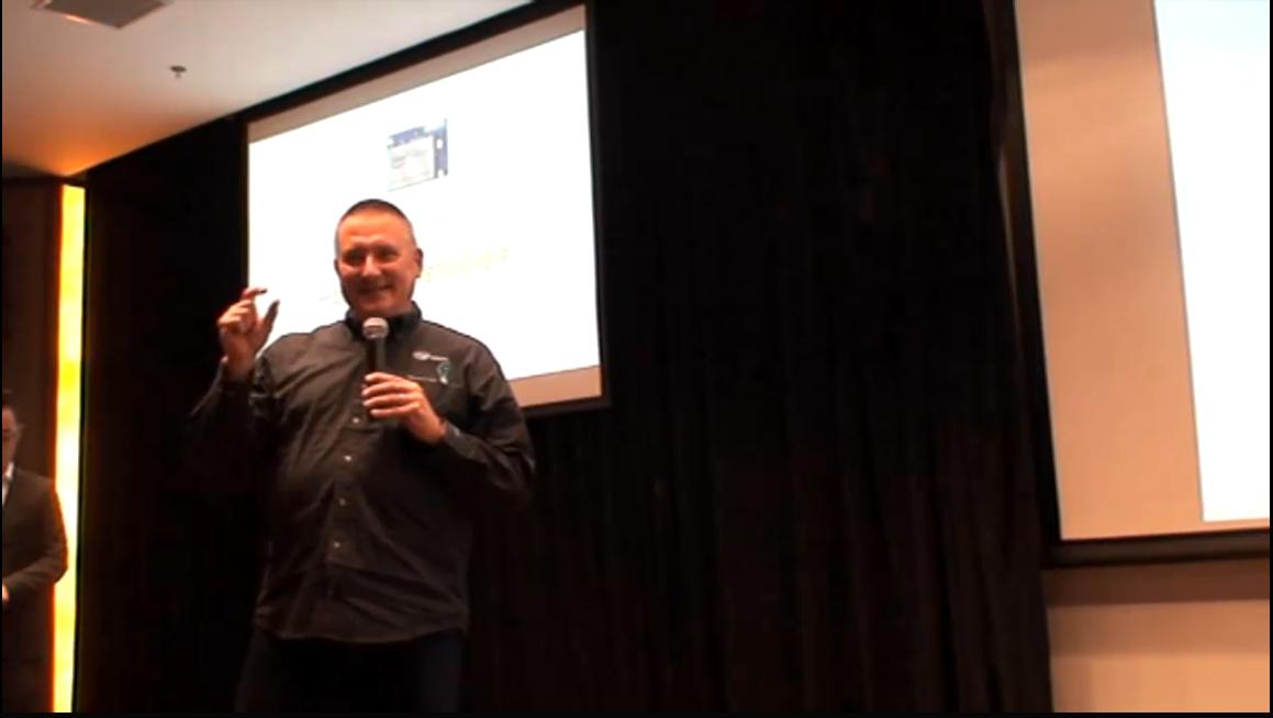Edison中国首秀:Edison平台创客Jim Chase答现场观众提问