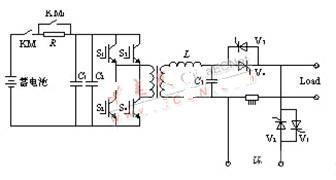 基于Motorala单片机MR16的全数字化的UPS设计方法
