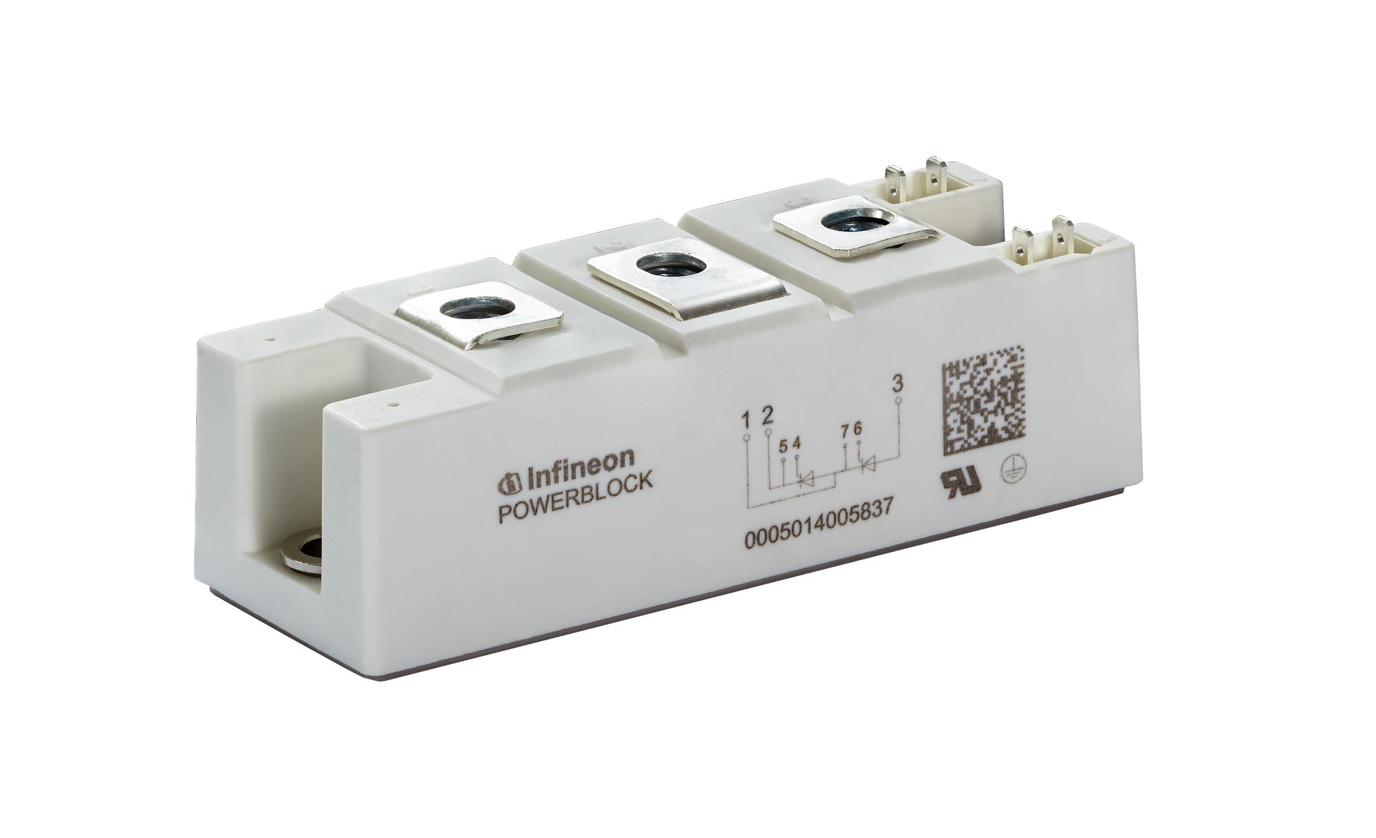 英飞凌推出高性价比应用优化型双极功率焊接模块