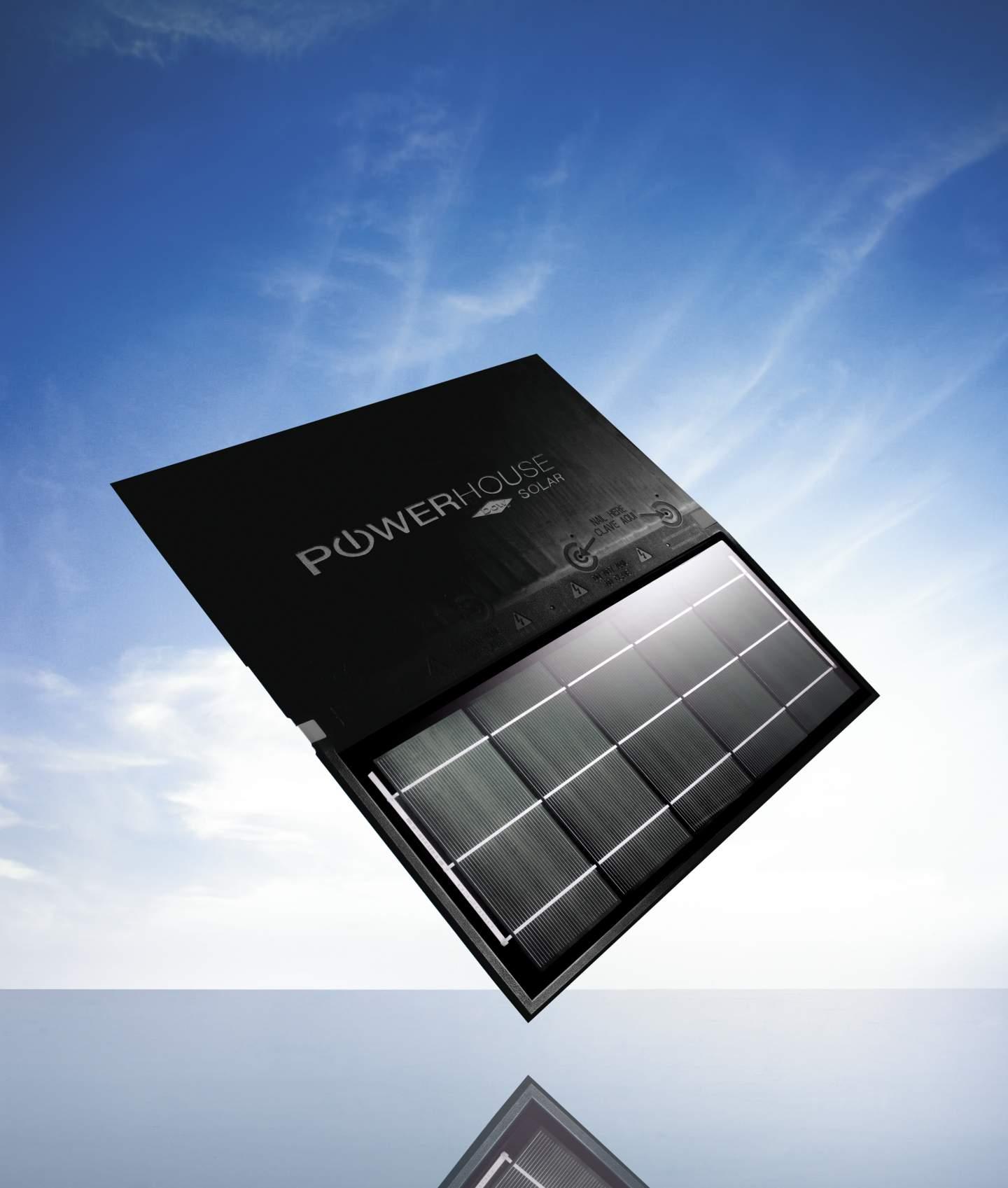 Molex 由于对突破性的陶氏POWERHOUSE,太阳能屋顶面板的突出贡献而荣获芝加哥创新奖