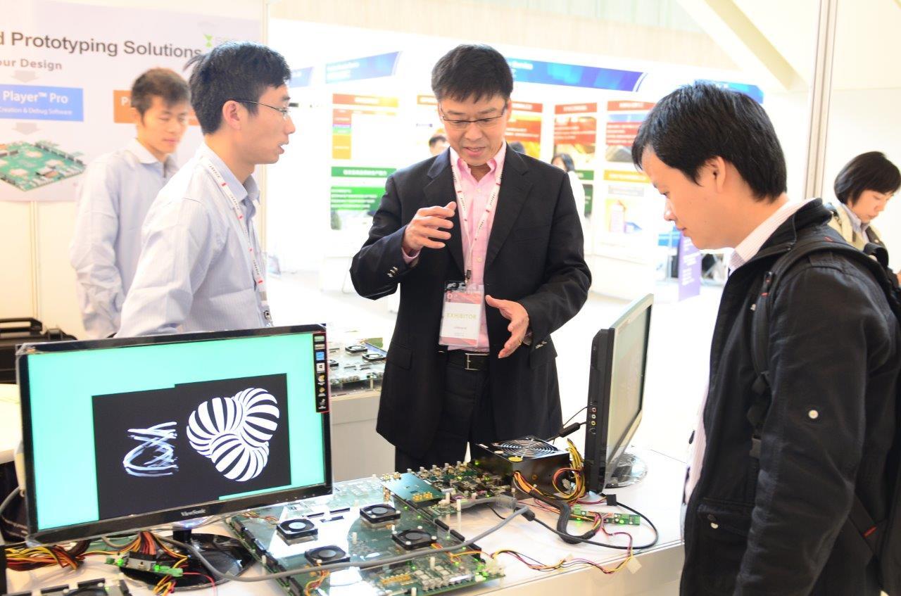 S2C展示基于Virtex-7 2000T 和Zynq的AXI-4原型验证套件