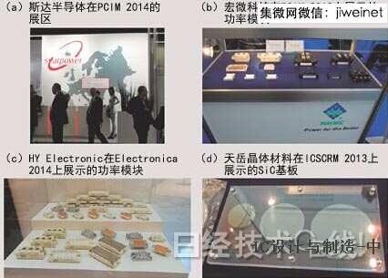 从Si功率模块到SiC基板,中国企业垂青功率半导体