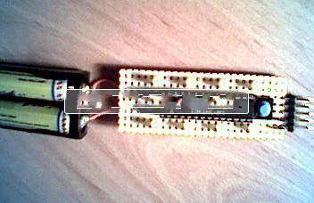 基于ATMEGA8的LED彩灯控制器设计