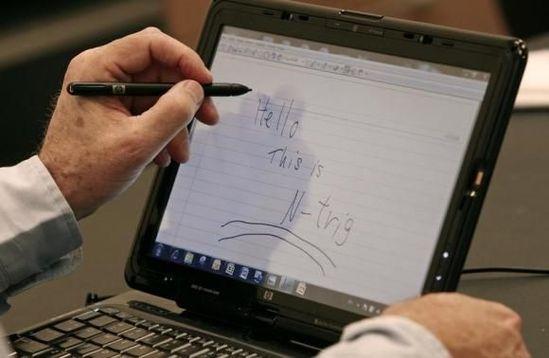 传微软将收购以色列数字笔制造商N-trig