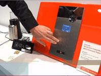 CES 2015上展示的Microchip触摸解决方案
