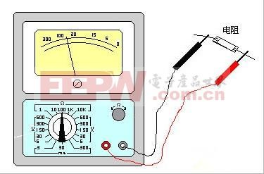 万用表测电阻的原理