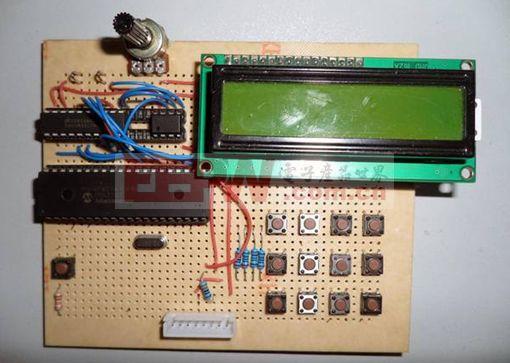 函数信号发生器的设计已经介绍完了
