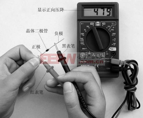 如何用万用表测电阻嘞?快来看看喽~~