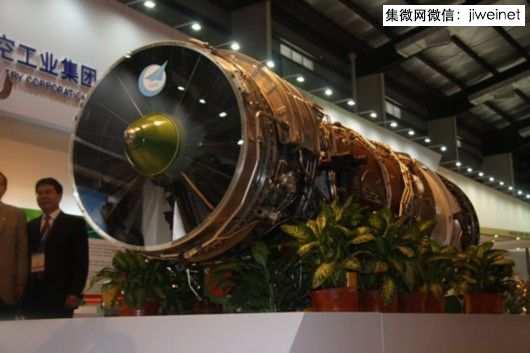 中国突破航空发动机单晶叶片核心技术
