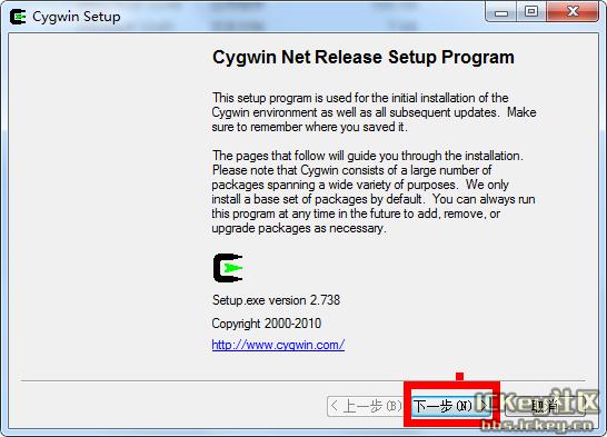 【原创】【从0开始学树莓派】序列之13  Cygwin安装指南