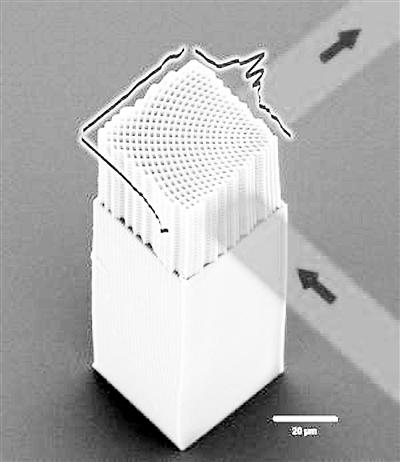 光学领域新纪录:小角度精确转弯