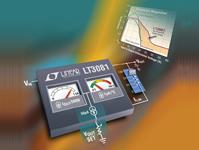 1.5A LDO+ 稳压器可监视电流和温度