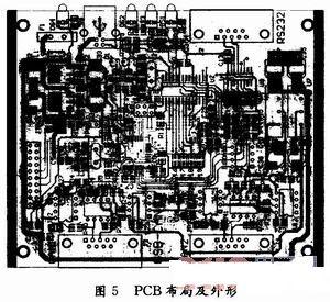 PCB布局及外形