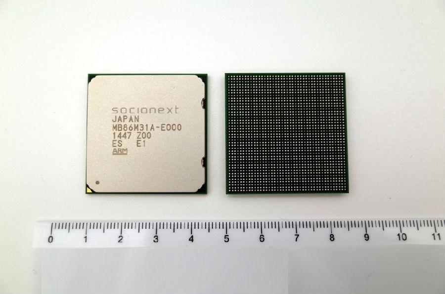 索喜科技推出首款4K 60PHEVC/H.265编码器芯片样品