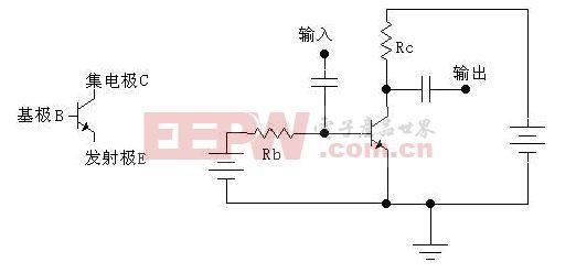 三极管放大电路
