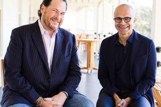 微软并购Salesforce 有必要吗?