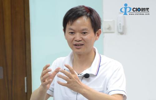 """前京东集团高级副总裁李大学:""""互联网+""""实战"""