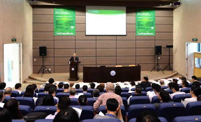 電器電子產品回收處理技術及生產者責任延伸制度國際會議在同濟大學召開