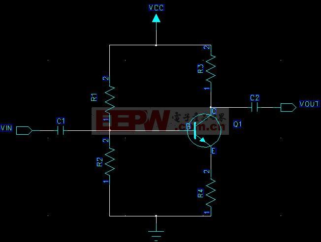 一个电路教会你设计NPN三极管放大电路