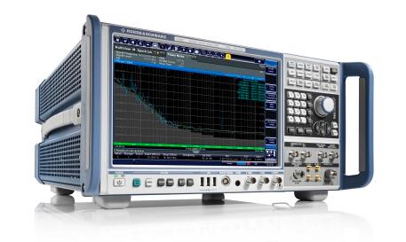 罗德与施瓦茨推出超低灵敏度相噪分析和VCO测试仪R&S FSWP