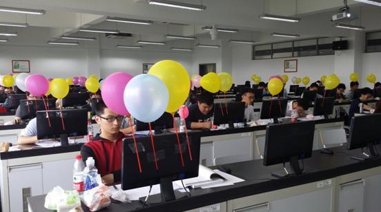 2015年第四届华东师范大学程序设计竞赛圆满闭幕