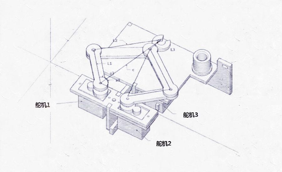 图二:chart图绘制者硬件结构示意图
