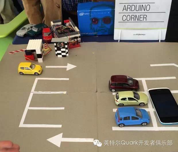 敢来挑战自动停车场吗?