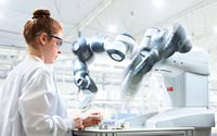 电子制造自动化推进智能制造,智慧工厂概念迎来井喷