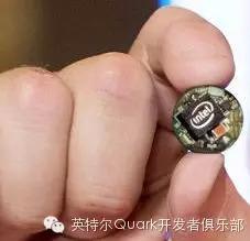 创客科再奇,Intel CEO用Curie打造蜘蛛机器人军队