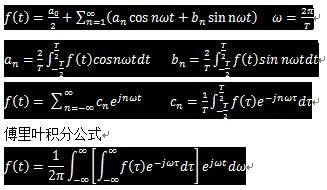 傅立叶变换、拉普拉斯变换、Z变换最全攻略