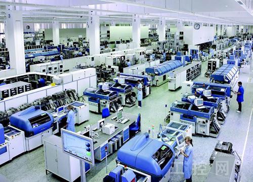 德国自动化工业标杆:西门子安贝格工厂