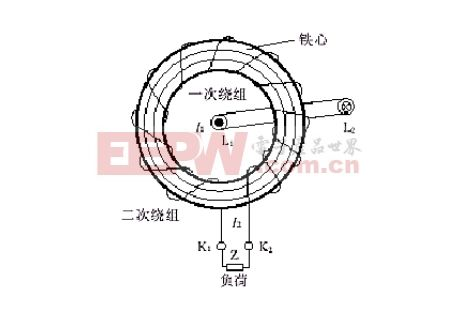 电流互感器原理分类详解图片