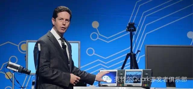 英特尔说,中国物联网市场增速全球第一